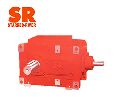 HB Series Industrial Helical Gearboxes