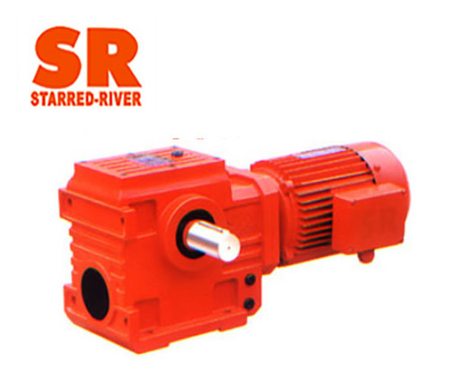 Helical Worm Gearboxes